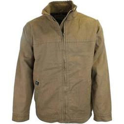 Dri Duck Maverick Jacket  Khaki - Mens - Size XL
