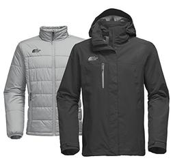 The North Face Men's Carto Triclimate Jacket - Asphalt Grey