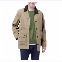 ORVIS Men Classic Barn Canvas Jacket Collection Color Saddle