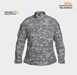 Men Outdoor Sports Jacket & Pants Suits Special Forces Cloth