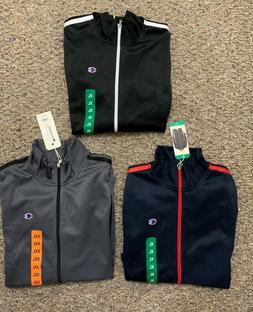 Champion Men's Athletic Track Jacket