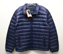 Marmot Men's Azos Down Jacket 700 Fill Navy Blue Size Medium