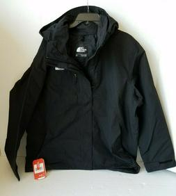 The North Face Men's Carto Triclimate Jacket Black XXL