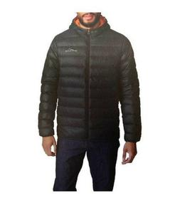 Eddie Bauer Men's Cirruslite Hooded Down Packable Jacket Siz