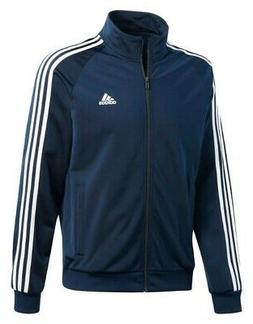 Adidas Men's Collegiate Essentials Track Jacket Zip Warm-Up