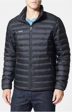 Patagonia Men's Down Sweater Jacket 84674 in Black NWT Sz S-