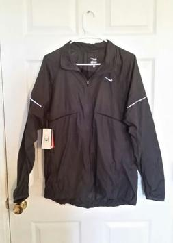 Men's equipment nike zoom running jacket color is reflected