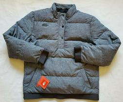 The North Face Men's Eros Goose Down Pullover Jacket Gray He