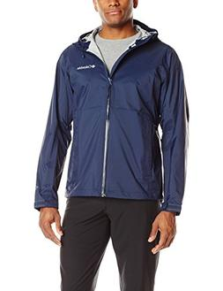 Columbia Men's Evaporation Jacket, Collegiate Navy, Large
