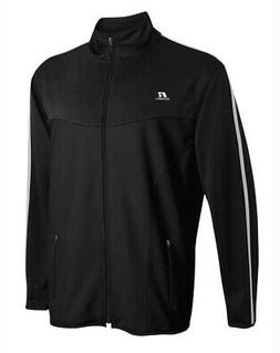 Russell Athletic Men's GAMEDAY Full Zip Warm-Up Jacket Athle