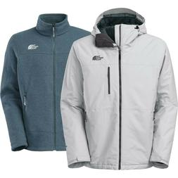 The North Face Men's Gordon Lyons TriClimate Jacket Grey Siz