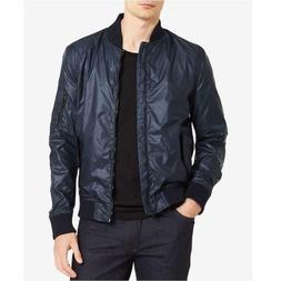 Calvin Klein Men's Lightweight Bomber Jacket Navy