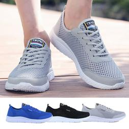 Men's Outdoor Mesh Water Shoes Non-slip Soft Lightwegh Casua