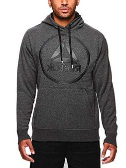 Reebok Men's Performance Pullover Hoodie - Graphic Hooded Ac