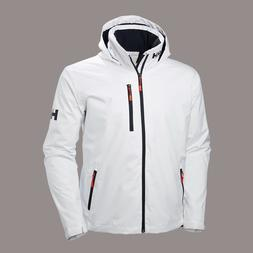 Helly Hansen Men's Sailing Crew Hooded Jacket New with tags