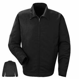 Red Kap Men's Slash Pocket Jacket - JT22 FREE SHIPPING!