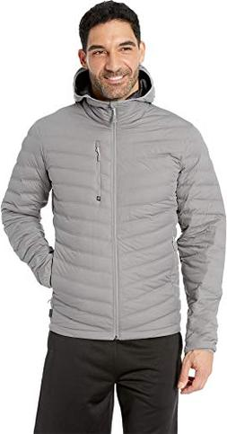 Mountain Hardwear Men's StretchDown Hooded Jacket Manta Grey