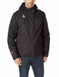 Gerry Men's Superior Midweight Insulated Jacket, Black, Larg