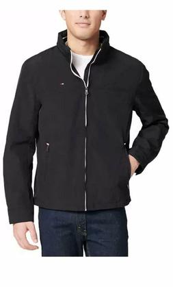 Tommy Hilfiger Men's Taslan Nylon Jacket Black Choose Size -