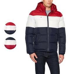 Tommy Hilfiger Men's Ultra Loft Insulated Classic Hooded Puf