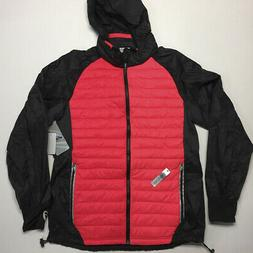 Asics Men's Weather Resistant Quilted Duck Down Jacket Vibra