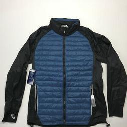 Asics Men's Weather Resistant Quilted Duck Down Jacket Mosia