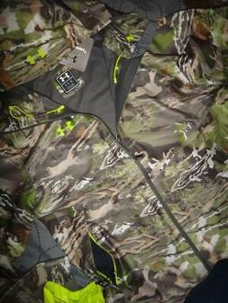 UNDER ARMOUR MEN STORM GORE-TEX ESSENTIAL RIDGE FOREST CAMO