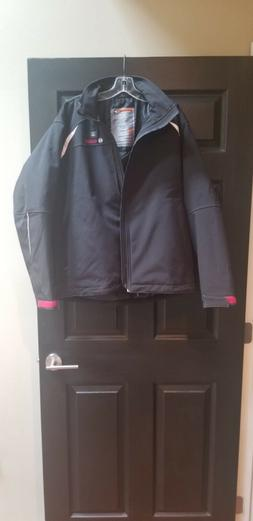 Bosch Mens 12 Volt Heated Jacket with Battery, Charger and H