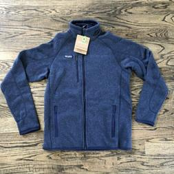 Patagonia Mens Better Sweater Jacket 25527 Classic Navy Size