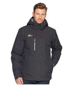 The North Face Mens Carto Triclimate Jacket Asphalt Grey Siz