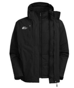 The North Face Mens Carto Triclimate Jacket TNF Black Size X