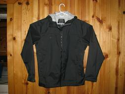 Mountain Hardwear Mens Dry Q EVAP Black Rain Coat Jacket Siz