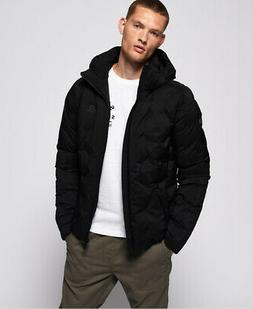 Superdry Mens Echo Quilted Puffer Jacket