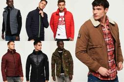 Mens Superdry Jackets1 Selection - Various Styles & Colours