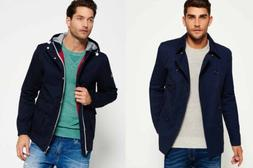 Mens Superdry Jackets2 Selection - Various Styles & Colours