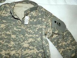 "Mens Large 41"" - 45"" chest Short Length  Camo Windbreaker ja"