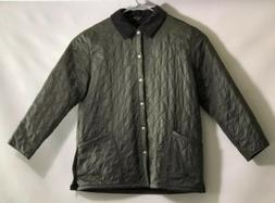 Mens Barbour Liddesdale Quilted Jacket Size Medium