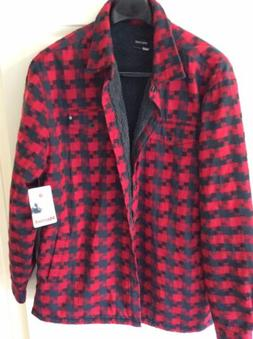 Marmot Mens Ridgefield Shirt Jacket 2XL Brick NWT