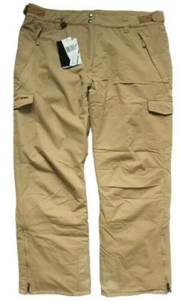 "Arctix Mens Size XL Insulated Snowsports Cargo Pants 32"" Ins"