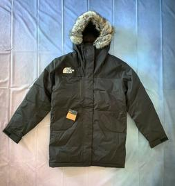 Mens Small TNF The North Face Bedford Down Parka Insulated W