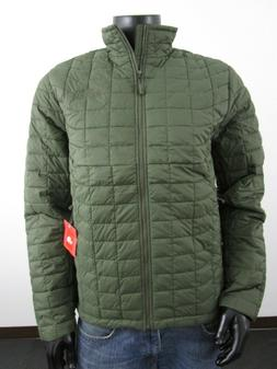 Mens The North Face Thermoball Insulated FZ Puffer Jacket Ne