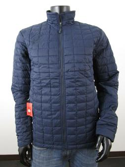Mens The North Face Thermoball Insulated FZ Puffer Jacket NW