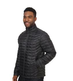 The North Face Mens Thermoball Jacket Full Zip Medium Asphal