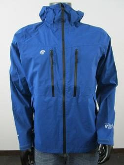 Mens Mountain Hardwear Thundershadow Waterproof Hooded Rain