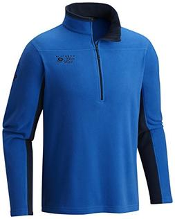 Mountain Hardwear Microchill 2.0 Zip T - Men's Altitude Blue