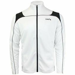 ASICS Miles Jacket  - White - Mens