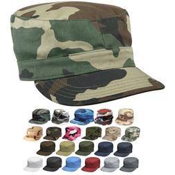 Military Fatigue Cap Tactical Uniform Hat Army Field Patrol