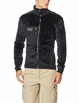Mountain Hardwear Men's Monkey Man 200 Jacket, Black / Black