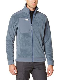 Helly Hansen Men's Mountain Thermal Pile Jacket, Artic Grey,