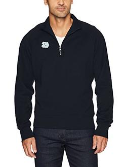 NCAA North Carolina Tar Heels Men's Ots Fleece 1/4-Zip Pullo